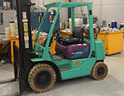 Used Mitsubishi 2 Tonne Forklift For sale