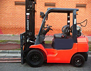 Toyota 7 Series Used Forklift for Sale Melbourne