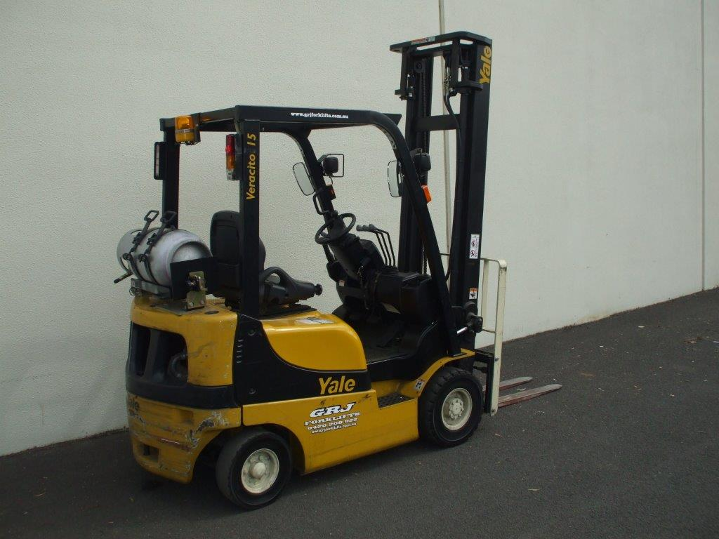 Yale GLP15Ak Veracitor Forklift